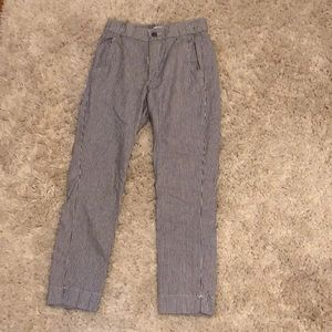 Hollister lined pants